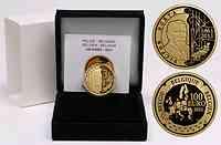 Belgien : 100 Euro 150. Geburtstag Victor Horta  2011 PP 100 Euro Belgien 2011