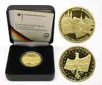 Deutschland 100 Euro Bamberg 2004 Gold