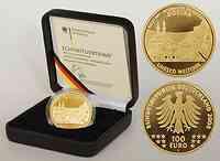 Deutschland : 100 Euro Goslar - Bergwerk Rammelsberg Buchstabe unserer Wahl  2008 Stgl. 100 Euro Goslar 2008