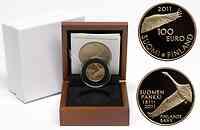 Finnland : 100 Euro 200 Jahre finnische Bank  2011 PP