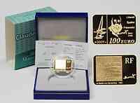 Frankreich : 100 Euro Claude Monet inkl. Originaletui und Zertifikat  2009 PP 100 Euro Monet