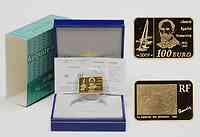 Frankreich : 100 Euro Renoir inkl. Originaletui und Zertifikat  2009 PP