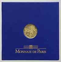 Frankreich 100 Euro Säerin original verpackt 2009 Stgl.