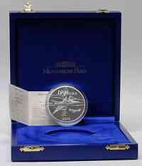 Frankreich : 100 Euro Marcel Dassault inkl. Originaletui und Zertifikat  2010 PP
