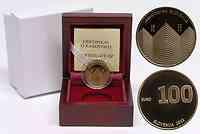 Slowenien : 100 Euro 20 Jahre Unabhängigkeit Sloweniens  2011 PP