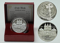 Österreich : 10 Euro Stift Melk  2007 PP