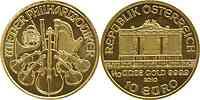 Österreich : 10 Euro 1/10 Unze 2010 Stgl.