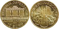 Österreich : 10 Euro Wiener Philharmoniker  2011 Stgl.