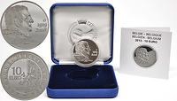 Belgien 10 Euro Hugo Claus 2013 PP