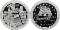 Deutschland : 10 Euro Industrielandschaft Ruhrgebiet in Originalkapsel  2003 PP