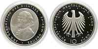 Deutschland : 10 Euro Eduard Mörike  2004 PP
