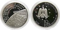 Deutschland : 10 Euro ISS (Raumstation)  2004 PP