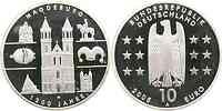 Deutschland : 10 Euro 1200 Jahre Magdeburg  2005 PP