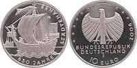 Deutschland : 10 Euro 650 Jahre Städtehanse  2006 PP 10 Euro Städtehanse