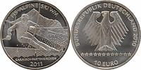 Deutschland : 10 Euro Ski Weltmeisterschaften 2011 in Garmisch-Partenkirchen  2010 Stgl. SKI Wm