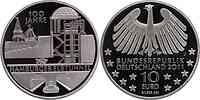 Deutschland : 10 Euro 100 Jahre Hamburger Elbtunnel  2011 PP