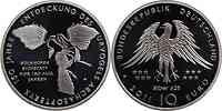 Deutschland : 10 Euro 150 Jahre Entdeckung des Urvogels Archaeopteryx  2011 PP