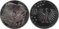 Deutschland : 10 Euro 150. Geburtstag von Gerhart Hauptmann  2012 Stgl.