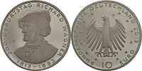 Deutschland : 10 Euro 200. Geburtstag Richard Wagner  2013 Stgl.