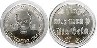 Finnland : 10 Euro Runeberg in Originalkapsel inkl. Zertifikat  2004 bfr