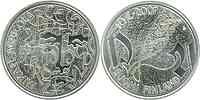 Finnland : 10 Euro Mikael Agricola in Originalkapsel inkl. Zertifikat  2007 Stgl.