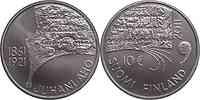 Finnland : 10 Euro Juhani Aho  2011 Stgl.