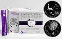 Finnland : 10 Euro Henrik Wigström  2012 PP