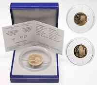 Frankreich 10 Euro Napoleon 2004 PP GOLD