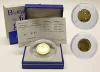 Frankreich : 10 Euro Franc Germinal inkl. Originaletui und Zertifikat  2003 PP