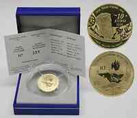 Frankreich : 10 Euro Reise zum Mittelpunkt der Erde inkl. Originaletui und Zertifikat  2006 PP 10 Euro Frankreich 2006; Reise zum Mittelpunkt der Erde