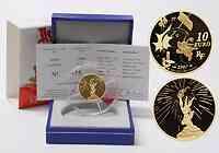 Frankreich : 10 Euro Im Morgenland inkl. Originaletui und Zertifikat  2007 PP