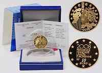 Frankreich : 10 Euro EU-Präsidentschaft inkl. Originaletui und Zertifikat  2008 PP 10 Euro Europa 2008 Frankreich