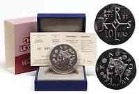 Frankreich 10 Euro Karl der Kahle 2011 Stgl.