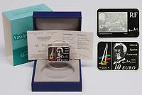 Frankreich : 10 Euro Vassily Kandinsky  2011 PP