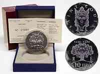 Frankreich 10 Euro Saint Louis IX 2012 PP