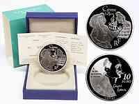 Frankreich : 10 Euro Cyrano de Bergerac  2012 PP