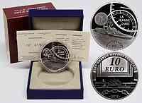 Frankreich : 10 Euro Jeanne d'Arc  2012 PP
