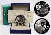 Frankreich : 10 Euro D'Artagnan  2012 PP