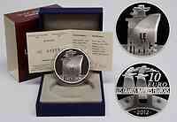 Frankreich : 10 Euro Le France  2012 PP