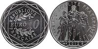 Frankreich : 10 Euro Hercules  2012 Stgl.
