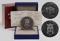 Frankreich : 10 Euro Philipp II. August  2012 Stgl.