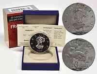 Frankreich : 10 Euro Francois I.  2013 Stgl.