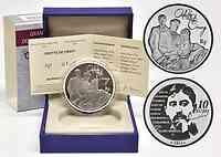 Frankreich 10 Euro Odette de Crécy 2013 PP