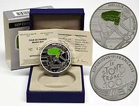 Frankreich : 10 Euro grünes Trikot  2013 PP