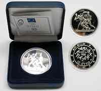 Griechenland 10 Euro Ausgabe I. : Läufer 2003 PP