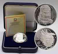 Italien : 10 Euro Leonardo da Vinci inkl. Originaletui und Zertifikat  2006 PP 10 Euro Leonardo da Vinci ; Europastern