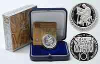 Italien : 10 Euro Schule für Medaillenkunst  2007 Stgl.