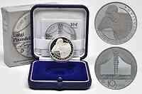 Italien : 10 Euro Luigi Pirandello  2013 PP