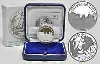 Italien : 10 Euro Aostatal  2013 PP