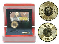 Niederlande 10 Euro de Ruyter 2007 Gold PP original